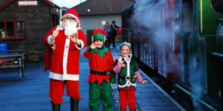 Book now for Santa Special trains