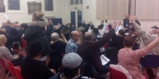 Holbeck gathers for latest debate on controversial prostitution zone