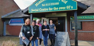 "Middleton Elderly Aid: ""You needn't be lonely"""