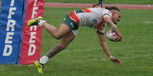 Hunslet edge Workington in thriller