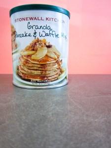 Stonewall Granola Pancake