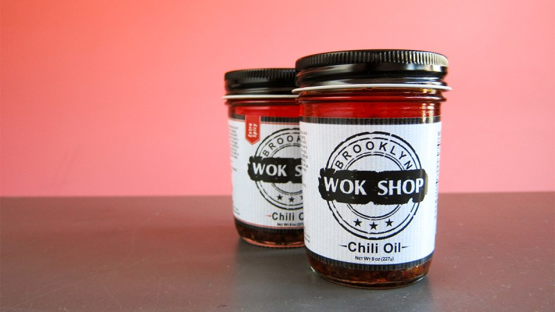 Brooklyn Wok Shop Chili Oil – Dialed in Heat