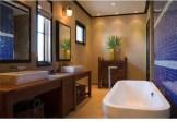Rosemary Beach Luxury Home 112 West Kingston Master Bath