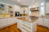 39 Sailfish boasts tons of upgrades in the kitchen.