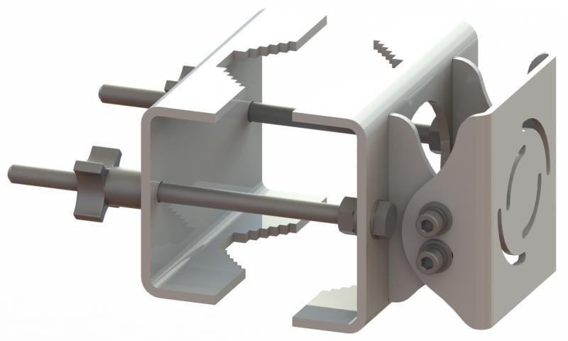 Tilt Bracket For Sectors Antennas 90 Rotation 30