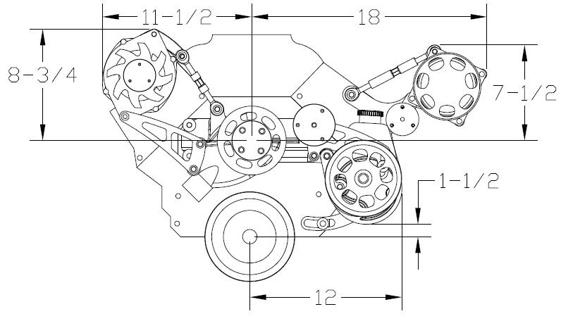block diagram for compressors