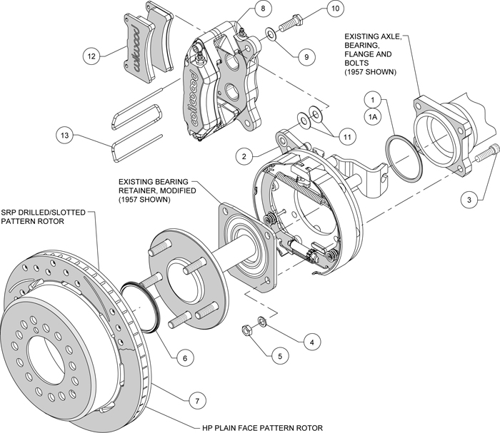Of Ford F250 Front End Parts Diagram Ford Rear Disc Brake Diagram