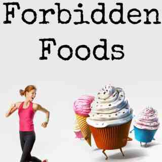 Why I Don't Believe In Forbidden Foods : So Very Blessed