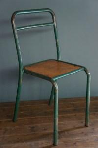Seating : Vintage School Chairs