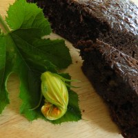 What To Do with Overgrown Courgettes? Make a Cake!