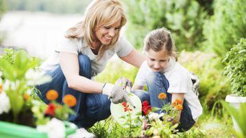jardiner famille
