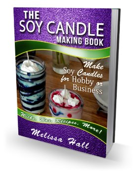 The Soy Candle Making Book Buy Now