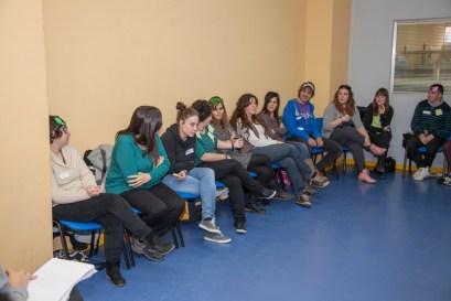 Reunión Voluntarios 04 - Soy Cómplice | FEAPS La Rioja