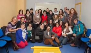 Reunión Voluntarios 02 - Soy Cómplice | FEAPS La Rioja