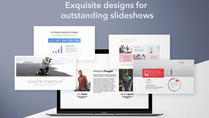 Crea cualquier documento en PowerPoint con esta serie de plantillas - plantillas powerpoint