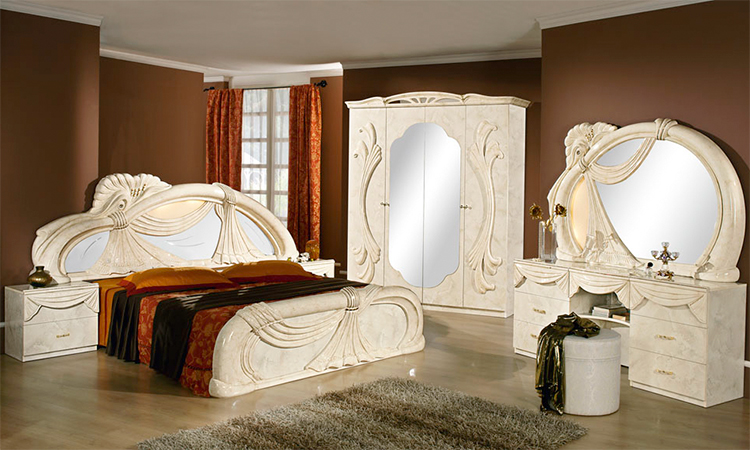 beautiful bedroom furniture - best spray paint for wood furniture