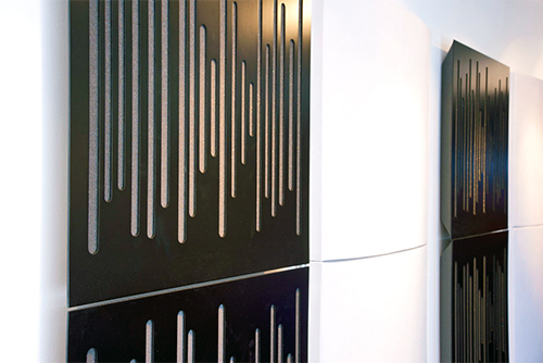picture of acoustic wall panels & diffusers