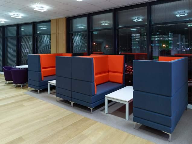 Thames Water Lounge Seating