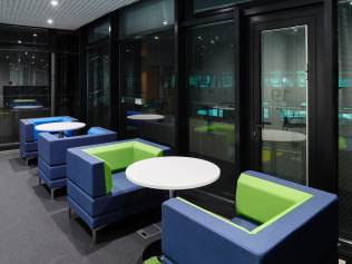 Thames Water Touch-down Collaboration Area