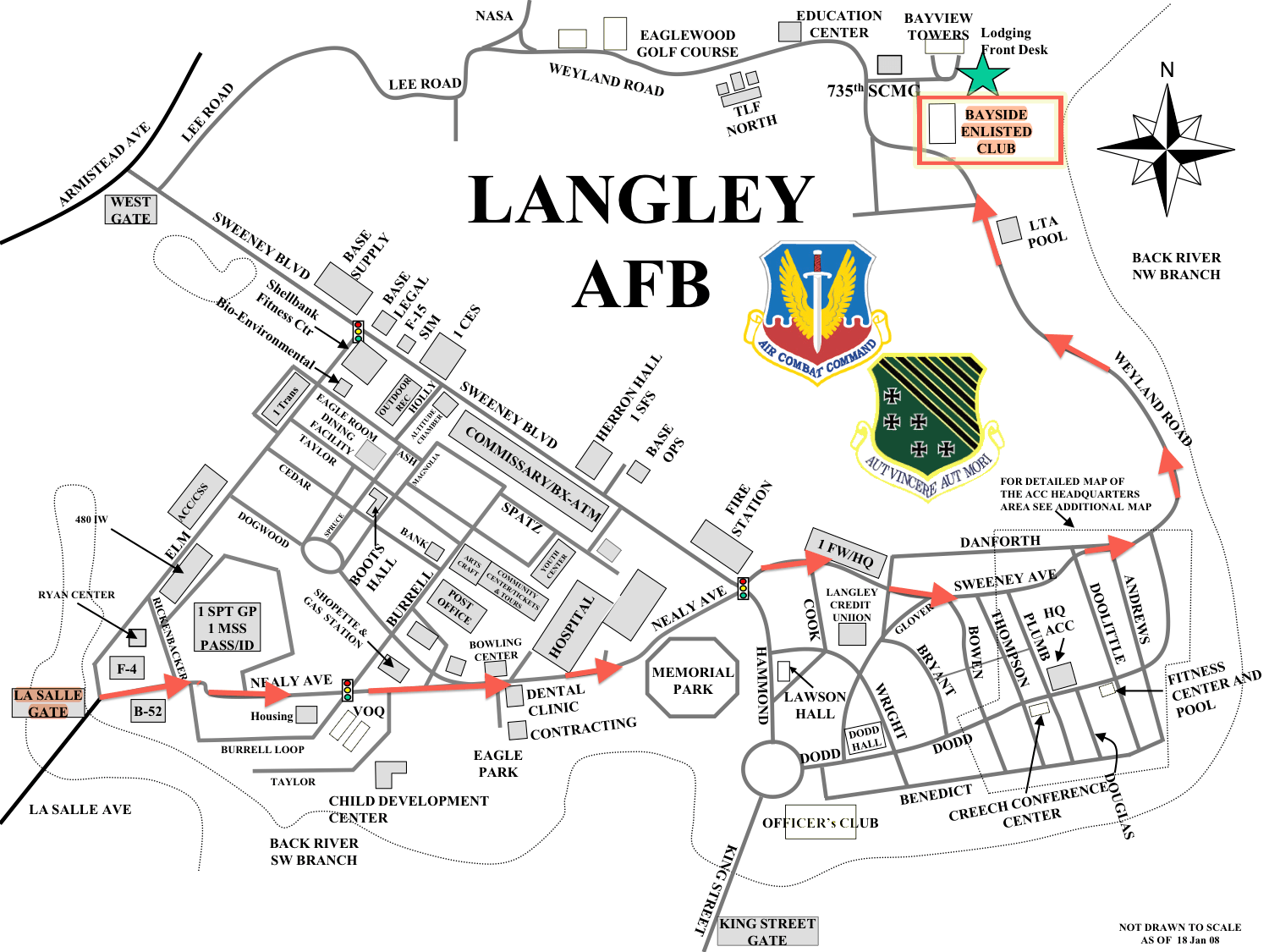 Langley Afb Map Langley Afb Spaceanet Langley Afb Map Langley Afb - Edwards afb map