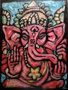ganesh, offering of the heart