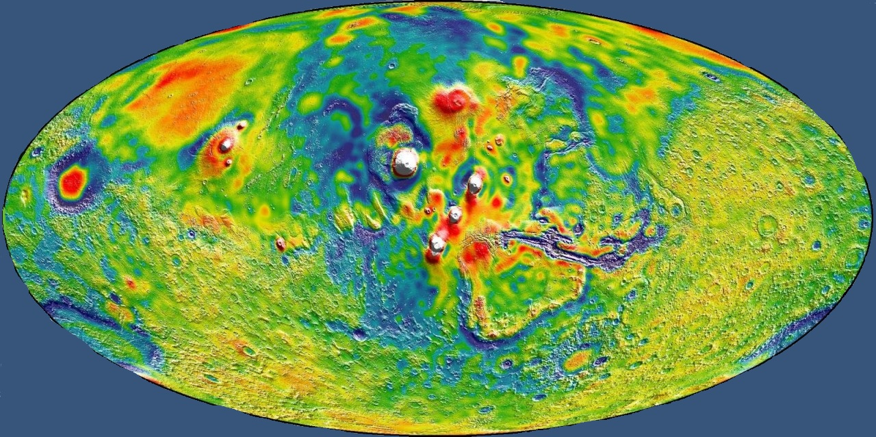 How Calendar Was Created Higher Events Calendar Houston Community College Hcc Gravity Map Gives Glimpse Inside Mars Spaceflight Insider