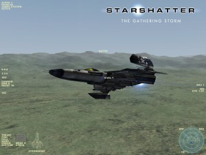 Starshatter: The Gathering Storm Screenshot