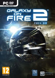 Galaxy on Fire 2 Full HD Box Shot