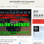 SkyJacker Kickstarter