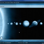 01 - Solar System screen