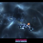 Star Villains and Space Heroes Screenshot