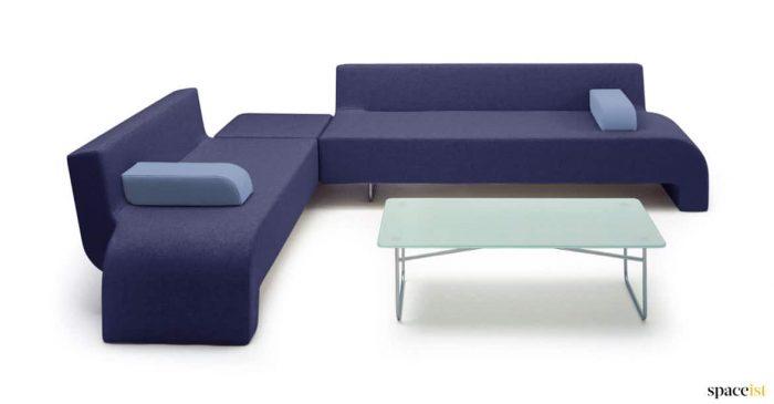 Design Led Reception Sofas Simple Reception Furniture