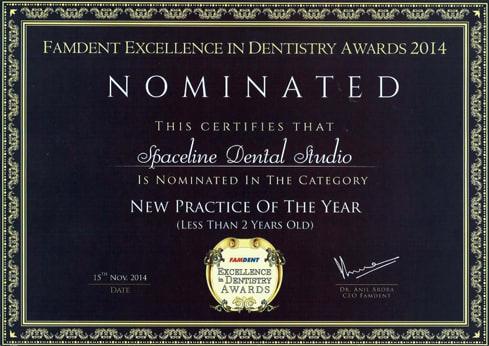 Award – Dental Clinic