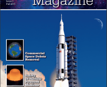 Space Safety Magazine - Issue 1 - Fall 2011 - Cover