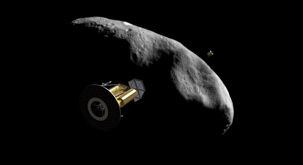 Newly formed Planetary Resources aims to establish commercial asteroid mining (Credits: Planetary Resoures).