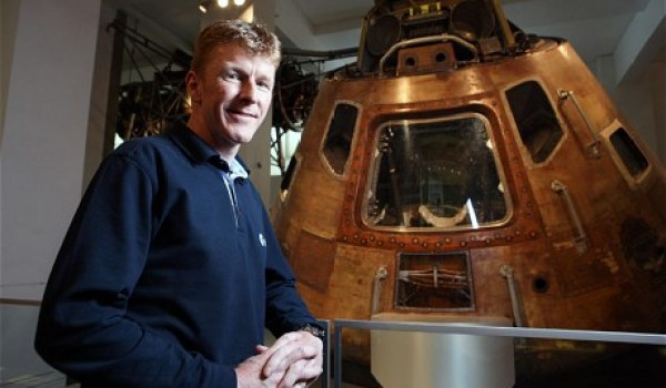TImothy Peake, a member of the ESA astronaut trianing corps will be among those preparing for a crew mission to an asteroid (Credits: Andrew Crowley).