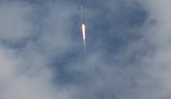 The 50th EELV launch went off without a hitch (Credits: Stephen Clark/Spaceflight Now).