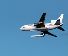 Stargazer shown releasing its Pegasus rocket (Credits: Orbital Sciences Corporation).
