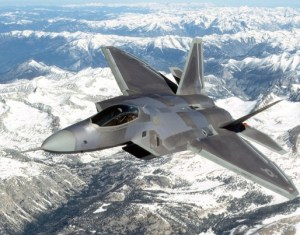 The F-22 Raptor has been plagued by oxygen supply to the pilot.