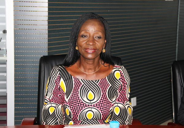 Minister of Health, Ms Sherry Aryittey
