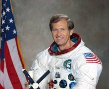 Bill Pogue (Credits: NASA)