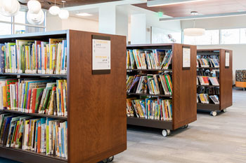 Library Shelving Storage Solutions Spacesaver Corporation