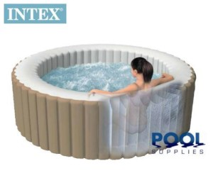 intex spa deluxe