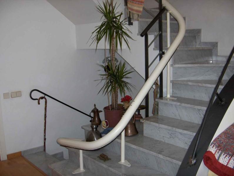 Solteva Elevacion Curved Stairlift Handicare Freelift
