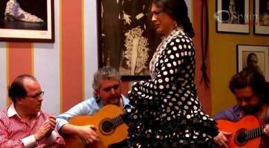 Flamenco en Andalucía: Lakshmi Basile