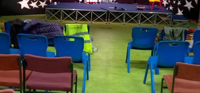 Circus Berzercus Performance Woodborough School