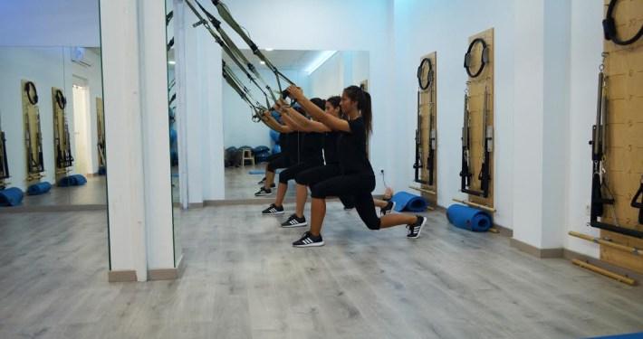 Spania Fisioterapia - TRX