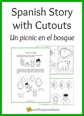 Printable Archives - Spanish Playground