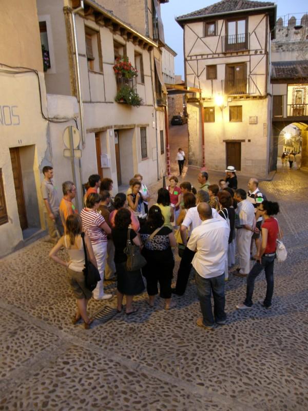 Barrio Judería Segovia