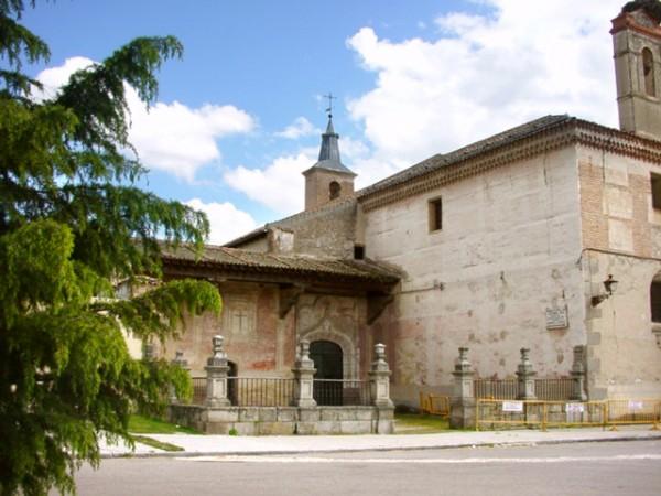 Monasterio San Antonio el Real (Segovia)